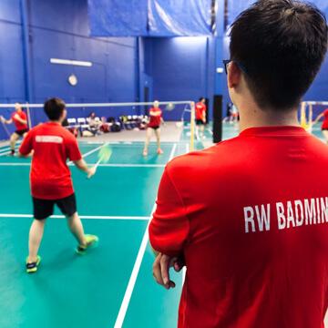 Certified Badminton Coach Markham