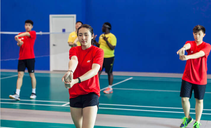 Badminton court rentals Markham