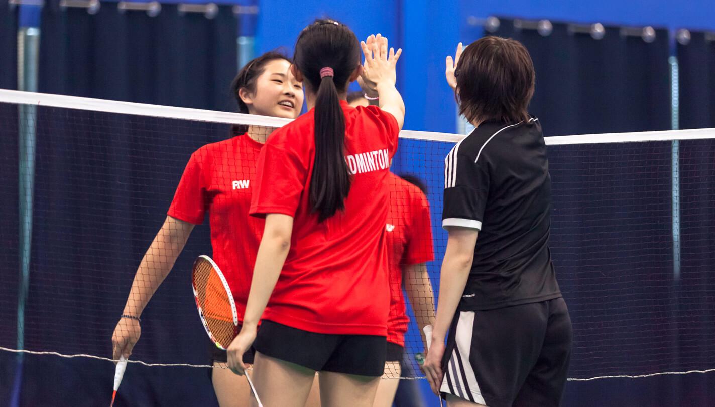 Badminton group lessons Richmond Hill
